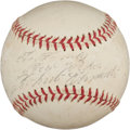 Autographs:Baseballs, Circa 1960 Roberto Clemente Single Signed Baseball....