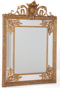 Decorative Arts, French:Other , A FRENCH GILT WOOD MIRROR . Early 20th century . 56 x 39-1/2 inches(142.2 x 100.3 cm). ...