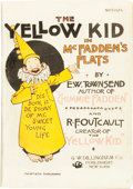 Platinum Age (1897-1937):Miscellaneous, The Yellow Kid in McFadden's Flats #nn (G. W. Dillingham Co., 1897)Condition: Apparent FN/VF....