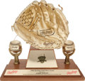 Baseball Collectibles:Others, 1982 Andre Dawson Gold Glove Award....