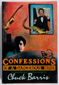 Books:Biography & Memoir, Chuck Barris. Confessions of a Dangerous Mind. St. Martin's,1984. First edition, first printing. Mild rubbing, ...