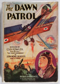 Books:Fiction, Guy Fowler. The Dawn Patrol. Grosset & Dunlap, 1930.Photoplay edition. Toning. Owner inscription. Very good....
