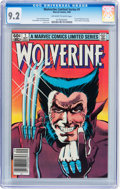 Modern Age (1980-Present):Superhero, Wolverine Limited Series #1-4 CGC-Graded Group (Marvel, 1982)....(Total: 4 Comic Books)