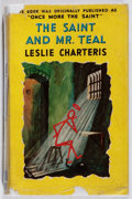 Books:Mystery & Detective Fiction, Leslie Charteris. The Saint and Mr. Teal. Hodder andStoughton, 1950. Later impression. Boards bowed. Foxing. Very g...