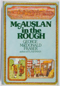 Books:Fiction, George MacDonald Fraser. McAuslan in the Rough. Knopf, 1974. First American edition, first printing. Price-clipped. ...