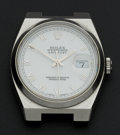 Timepieces:Wristwatch, Rolex Ref. 17000 Steel Oysterquartz Datejust With Band For Repair....