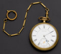 Timepieces:Pocket (post 1900), Elgin 21 Jewel Grade 270 Pocket Watch. ...