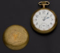 Timepieces:Pocket (post 1900), Illinois 23 Jewel Bunn Special 18 Size Pocket Watch. ...