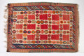 Rugs & Textiles:Hook Rugs, A KILIM WOOL RUG . 20th century . 87 x 64 inches (221.0 x 162.6cm). Elton Hyder III Collection Formerly at the University...