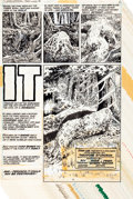 "Original Comic Art:Complete Story, Marie Severin and Frank Giacoia Supernatural Thrillers #1Complete 21-Page Story ""It"" Original Art (Marvel, 1972).... (Total:22 Items)"