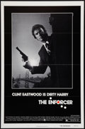 """Movie Posters:Crime, The Enforcer (Warner Brothers, 1977). One Sheet (27"""" X 41"""") Flat Folded. Crime.. ..."""