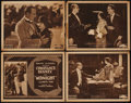 "Movie Posters:Mystery, Midnight (Paramount, 1922). Title Lobby Card & Lobby Cards (3) (11"" X 14""). Mystery.. ... (Total: 4 Items)"