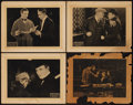 "Movie Posters:Mystery, Stolen Secrets (Universal, 1924). Lobby Cards (4) (11"" X 14"").Mystery.. ... (Total: 4 Items)"