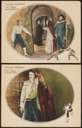 """Movie Posters:Swashbuckler, The Three Musketeers (United Artists, 1921). Lobby Cards (2) (10.25"""" X 13""""). Swashbuckler.. ... (Total: 2 Items)"""