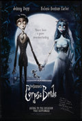"""Movie Posters:Animation, Corpse Bride (Warner Brothers, 2005). Autographed One Sheet (27"""" X40"""") DS Advance. Animation.. ..."""