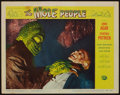 """Movie Posters:Science Fiction, The Mole People (Universal International, 1956). Lobby Card (11"""" X14""""). Science Fiction.. ..."""