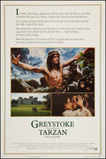 "Movie Posters:Adventure, Greystoke: The Legend of Tarzan, Lord of the Apes and Other Lot(Warner Brothers, 1983). One Sheets (2) (27"" X 41""). Adventu...(Total: 2 Items)"