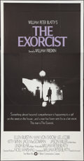 "Movie Posters:Horror, The Exorcist (Warner Brothers, 1974). International Three Sheet (41"" X 80""). Horror.. ..."