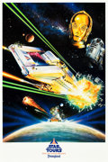 "Movie Posters:Science Fiction, Star Tours (Disney, 1986 & 1987). Posters (2) (30"" X 40"").. ...(Total: 2 Items)"