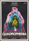 "Movie Posters:Rock and Roll, Quadrophenia (Vesna Film, 1979). Yugoslavian Poster (19.5"" X27.5""). Rock and Roll.. ..."