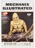 Magazines:Miscellaneous, Mechanix Illustrated V50#5 (Fawcett, May 1954) Condition: FN/VF....