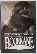 Books:Science Fiction & Fantasy, Jeffrey Jones [illustrator]. Karl Edward Wagner. SIGNED/LIMITED. The Book of Kane. Grant, 1985. First edition, first...