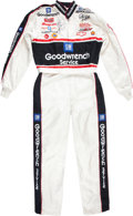 Miscellaneous Collectibles:General, 1995 Dale Earnhardt NASCAR Race Worn Fire Suit from Daytona 500, More....