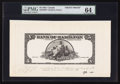 Canadian Currency: , Hamilton, ON- The Bank of Hamilton $5 March 1, 1922 Ch. #345-22-02FP Face Proof. ...