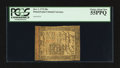 Colonial Notes:Pennsylvania, Pennsylvania October 1, 1773 50s PCGS Choice About New 55PPQ.. ...