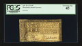 Colonial Notes:Maryland, Full Left Indent Maryland April 10, 1774 $8 PCGS Extremely Fine45.. ...