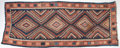 Rugs & Textiles:Hook Rugs, A KILIM WOOL RUG . 20th century . 131 x 49 inches (332.7 x 124.5cm). Elton Hyder III Collection Formerly at the Universit...