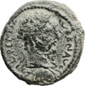 Ancients:City Coins, Ancients: PHOENICIA. Akko-Ptolemais. Marcus Aurelius (161 - 180AD). AE 25mm (13.27 gm, 12h)....