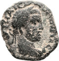Ancients:City Coins, Ancients: GALILEE. Caesarea Paneas. Caracalla as Caesar (196 - 198 AD). AE 21mm (7.51 gm, 12h)....