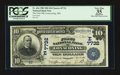 National Bank Notes:Maryland, Lonaconing, MD - $10 1902 Date Back Fr. 616 The First NB Ch. #(E)7732. ...