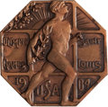 Miscellaneous Collectibles:General, Finest Known 1904 Olympic Games Participation Medal....