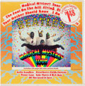 Music Memorabilia:Recordings, Beatles Magical Mystery Tour Sealed Mono LP (Capitol 2835,1967). ...