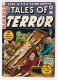 Golden Age (1938-1955):Horror, Tales of Terror Annual #3 (EC, 1953) Condition: VG....