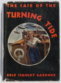 Books:Mystery & Detective Fiction, Erle Stanley Gardner. The Case of the Turning Tide. Morrow, 1941. First edition, first printing. Toning. Glue residu...