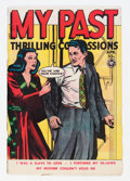Golden Age (1938-1955):Romance, My Past #11 (Fox Features Syndicate, 1950) Condition: VG/FN....