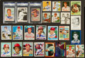 Baseball Cards:Autographs, Phillies Greats Signed Cards Lot of 25....