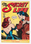 Golden Age (1938-1955):Romance, My Secret Life #26 (Fox Features Syndicate, 1950) Condition:VG/FN....