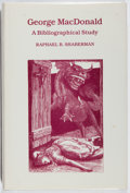 Books:Reference & Bibliography, Raphael B. Shaberman. SIGNED/LIMITED. George MacDonald. St.Paul's, 1990. First edition, first printing. Limit...