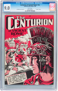 Silver Age (1956-1969):Adventure, The Centurion of Ancient Rome #nn (Zondervan Publishing House, 1958) CGC VF/NM 9.0 White pages....