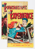 Golden Age (1938-1955):Romance, My Experience #19 and 21 Group (Fox Features Syndicate,1949-50).... (Total: 2 Comic Books)