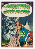 Golden Age (1938-1955):Horror, The Phantom Witch Doctor #1 (Avon, 1952) Condition: VG-....