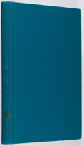 Books:Reference & Bibliography, T. N. Brushfield. A Bibliography of Sir Walter Ralegh[Raleigh]. Burt Franklin, 1968. Second edition. Minor wear.Ne...