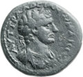 Ancients:City Coins, Ancients: GALILEE. Tiberias. Hadrian (117 - 138 AD) AE 25mm (9.92 gm, 12h)....