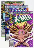Modern Age (1980-Present):Superhero, X-Men #162-199 Group (Marvel, 1982-85) Condition: Average NM-....(Total: 38 Comic Books)