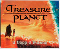 Books:Art & Architecture, [Walt Disney]. DIRECTOR SIGNED. Treasure Planet. Welcome, 2002. First edition, first printing. Signed by both dire...