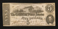 Confederate Notes:1862 Issues, T53 $5 1862.. ...